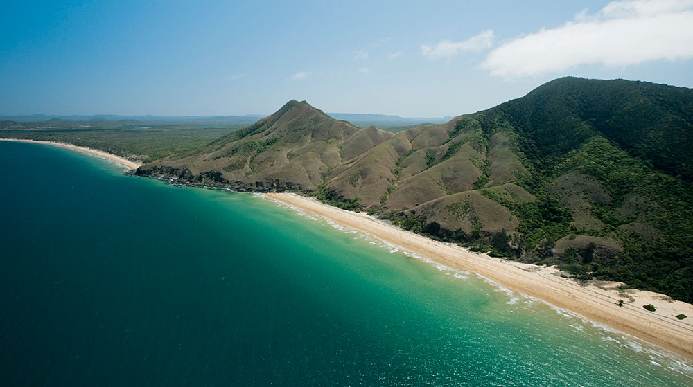 Cooktown Coastline - image courtesy of Tourism and Events Queensland