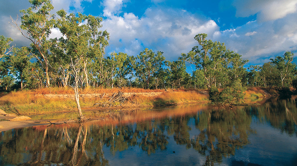 Lakefield National Park - image courtesy of Tourism and Events Queensland